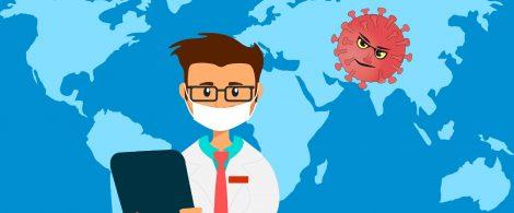 Afbeelding bij thema Coronavirus