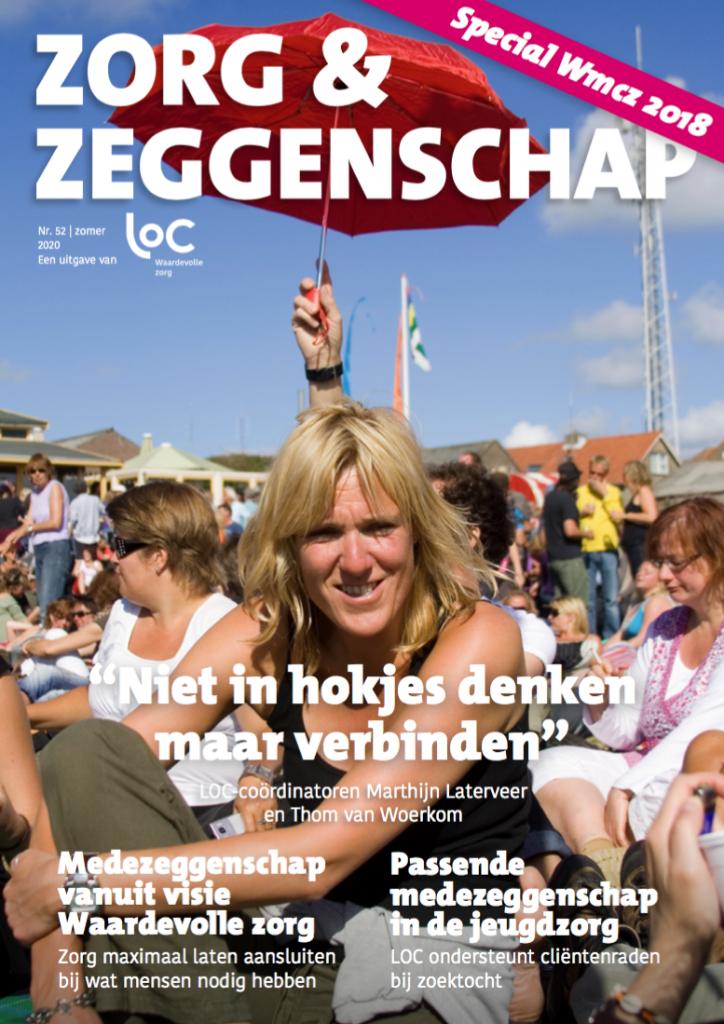 Voorpagina LOC-tijdschrift zomer 2020