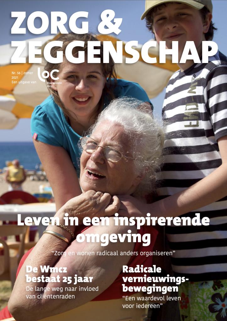 Voorpagina LOC-tijdschrift zomer '21
